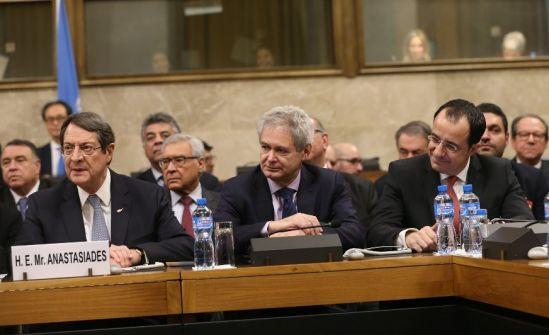 Конференция по Кипру: продолжение следует - Вестник Кипра