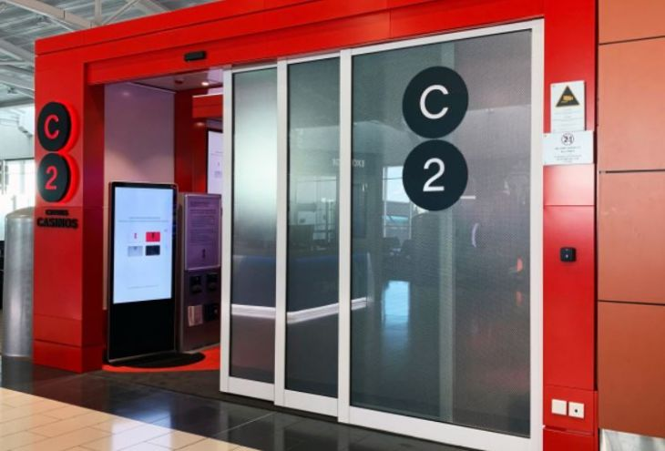 В аэропорту Ларнаки открылось казино