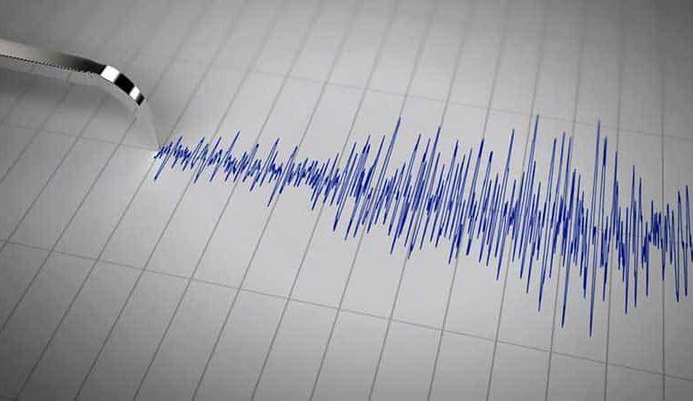 Сильное землетрясение ощущается на Кипре
