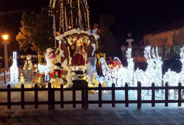 Пафос встретит Рождество с новыми украшениями и иллюминацией