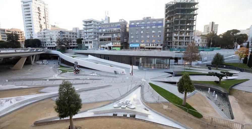 Вестник Кипра - Площадь Свободы: уничтожение истории или модный парк? (фото)