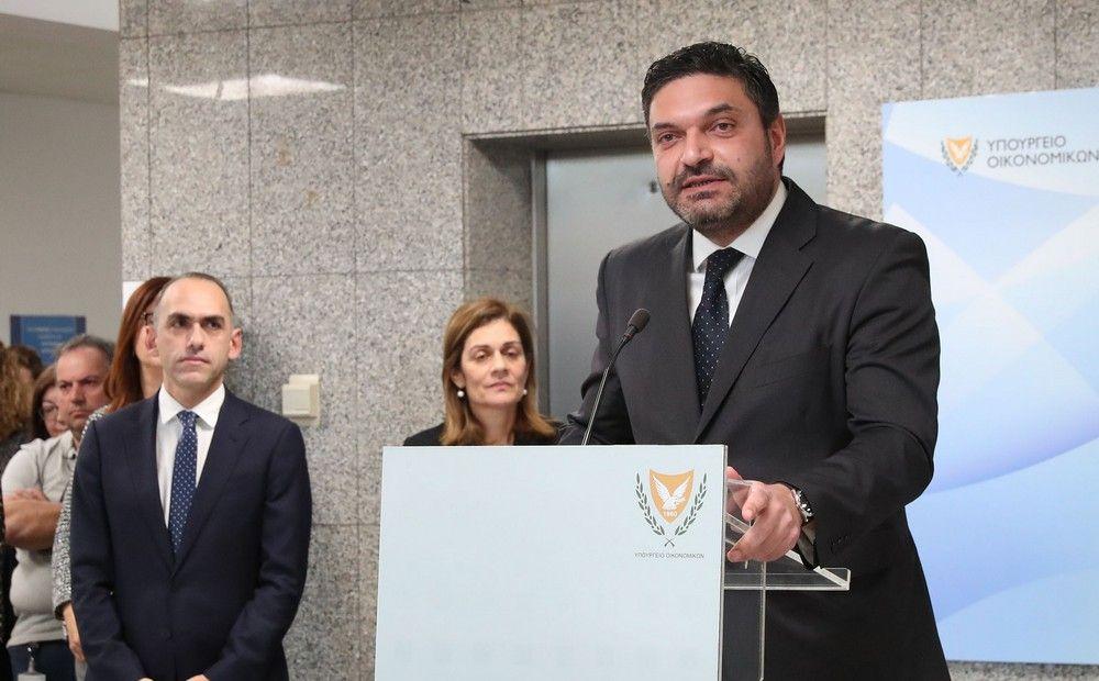 Главные вызовы для нового министра финансов - Вестник Кипра