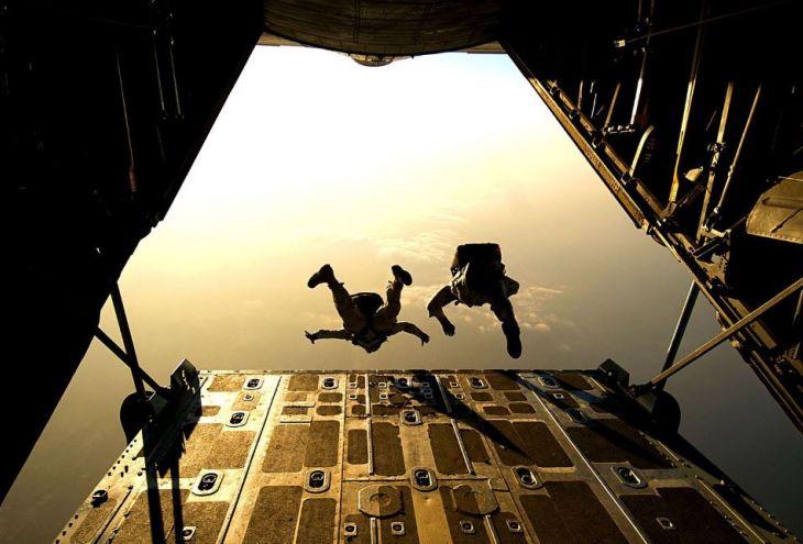 У 54-летнего британца не раскрылся парашют