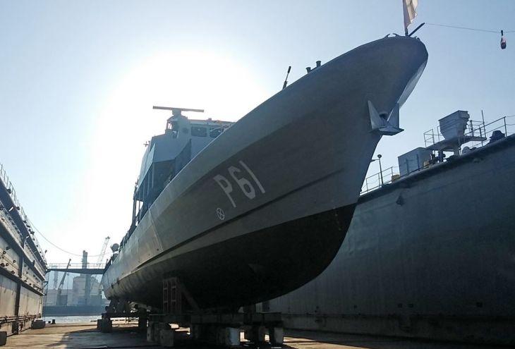 Израиль построит для Кипра три сторожевых корабля
