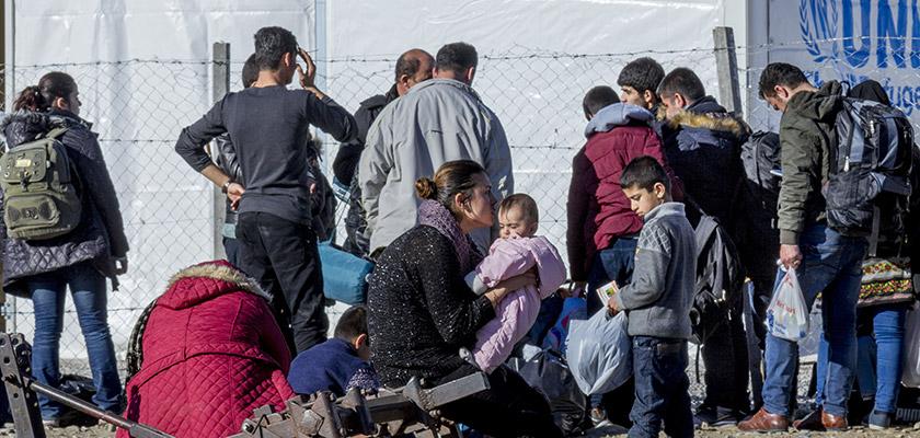 Беженцы стали чаше прибывать на Кипр | CypLIVE