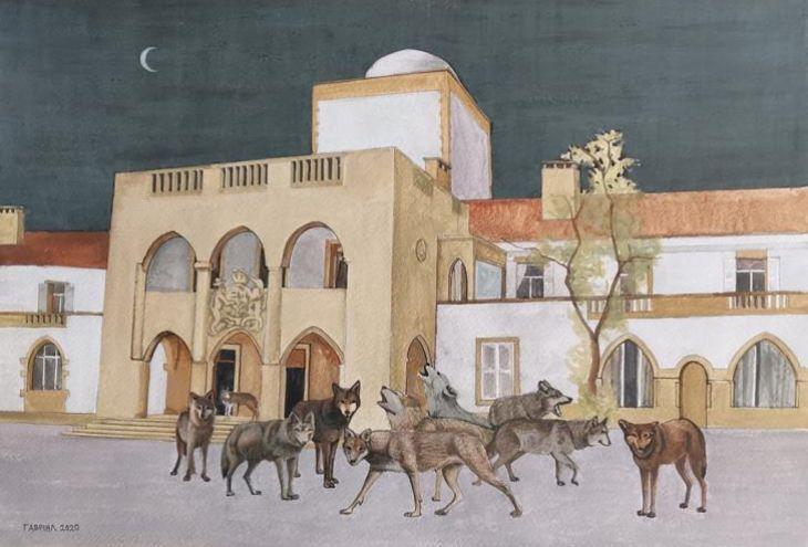 Правительство Кипра велело прекратить уголовное преследование художника