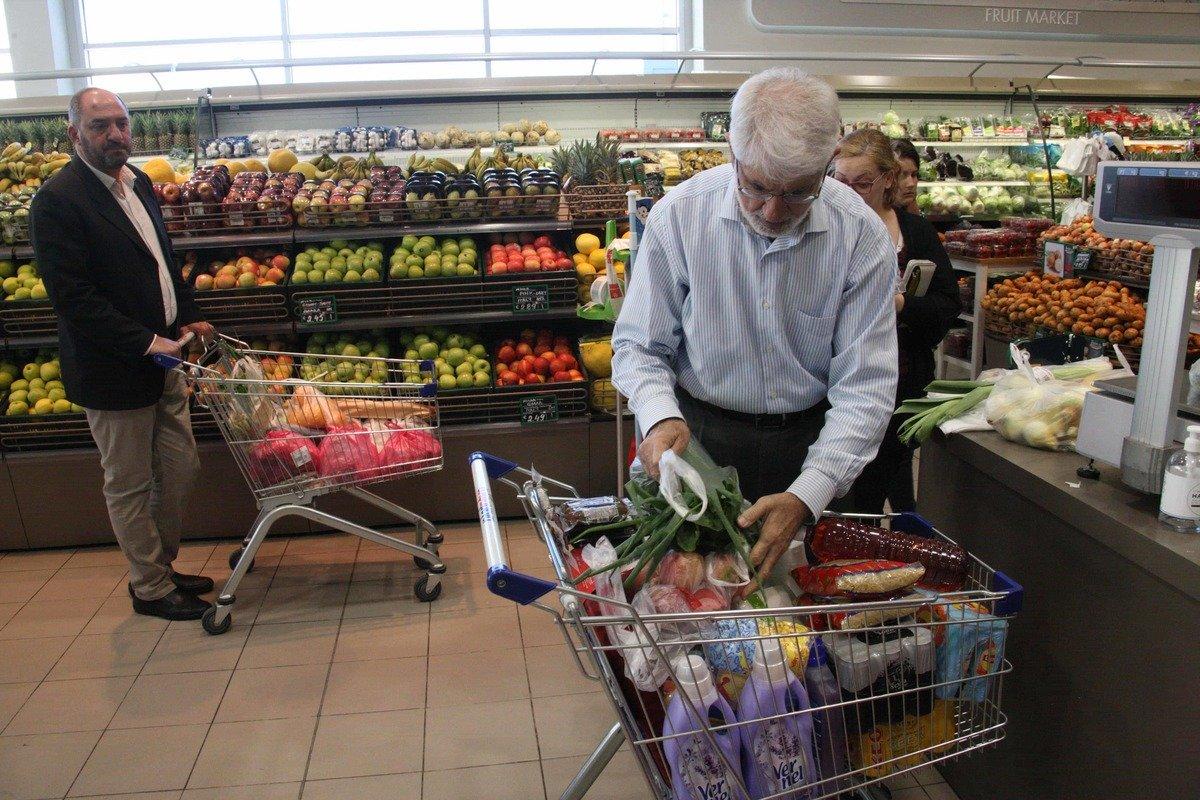 Покупательская способность на Кипре