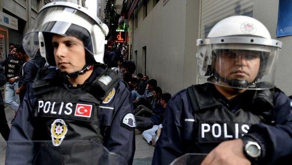 Пять человек ранены в результате стрельбы в Стамбуле