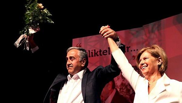 """Выборы """"президента"""" на Северном Кипре завершены"""