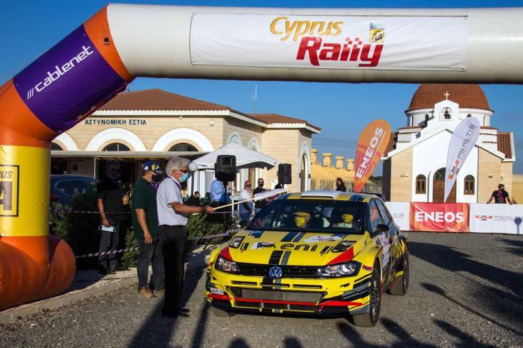 Ралли Кипра 2020 стартует с участием 21 экипажа