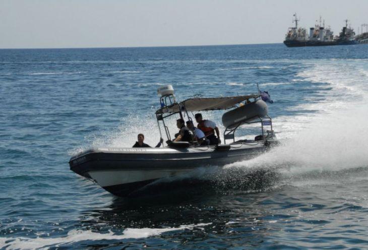 Морская полиция Кипра спасла семью туристов