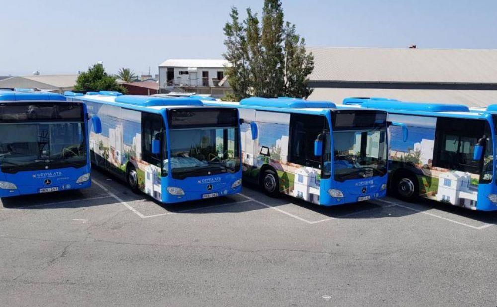 Ответ Минтранса на забастовку водителей - Вестник Кипра