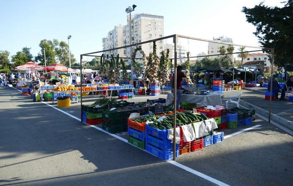 Кипр начал открывать фермерские рынки - Вестник Кипра