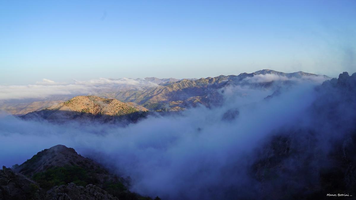 Лучшая смотровая площадка, чтобы увидеть Кипр сквозь облака - Вестник Кипра
