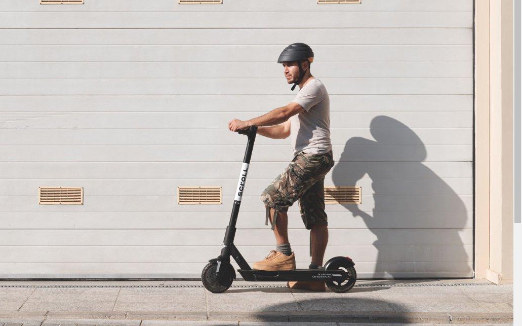 Ужесточение правил пользования электрическими скутерами и велосипедами