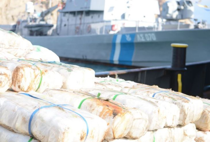 Задержан житель Лимассола, подозреваемый в транспортировке шести тонн марихуаны