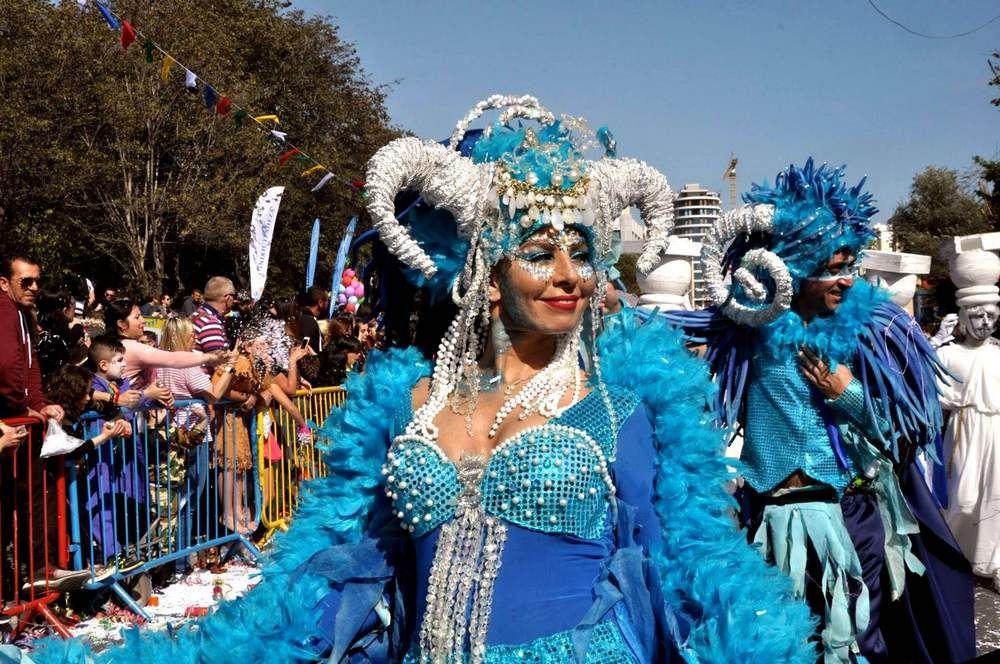 Как стать звездой карнавала в Лимассоле - Вестник Кипра