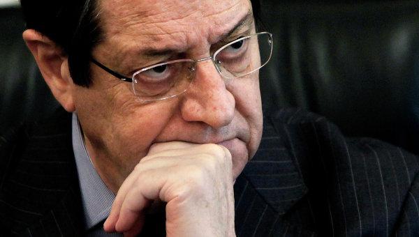 Анастасиадис: Кипр намерен блокировать переговоры о вхождении Турции в ЕС