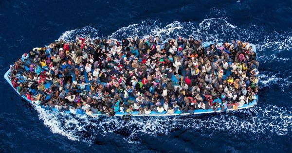 Поток беженцев на Кипр взлетел в 2017 году