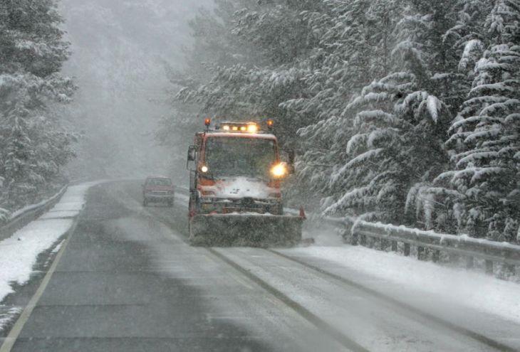Суровая субтропическая зима на Кипре продолжается