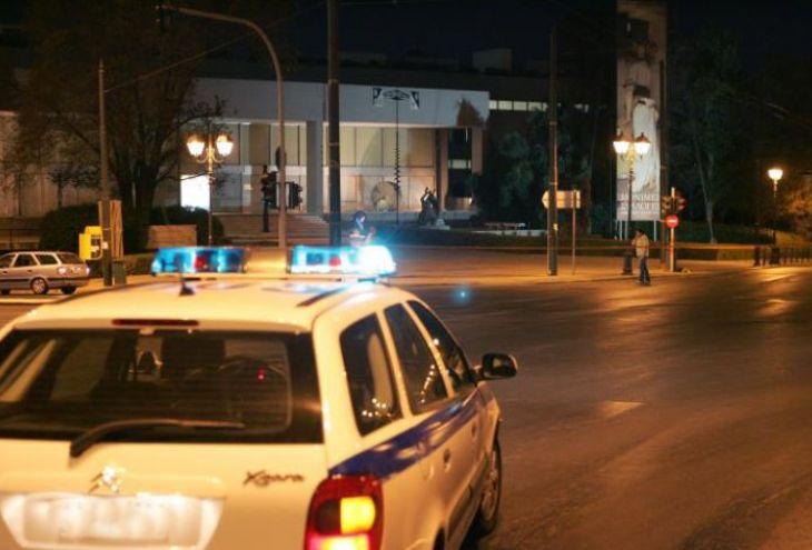 От полиции Лимассола сбежал водитель подозрительной машины