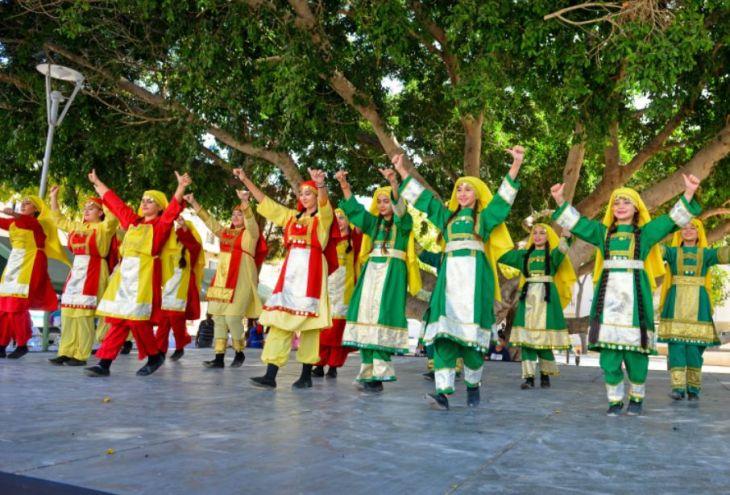 В Пафосе открыли парк в честь греков Цалки