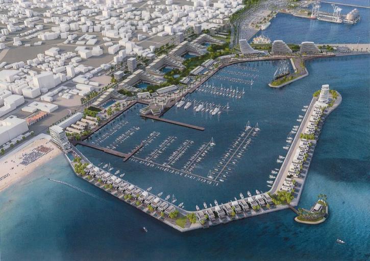 На Кипре построят экстрим-центр, отели и кое-что еще - Вестник Кипра