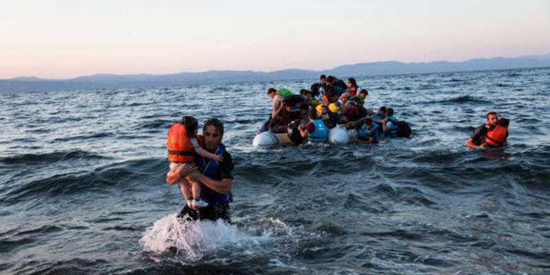 Смотрите, кто приплыл: на побережье Кипра высадились очередные беженцы