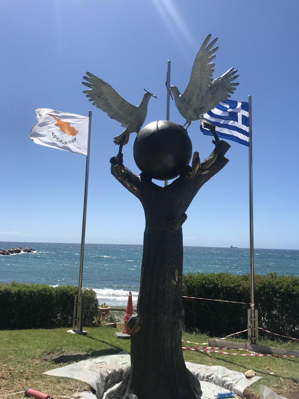 Новый символ Лимассола - Вестник Кипра