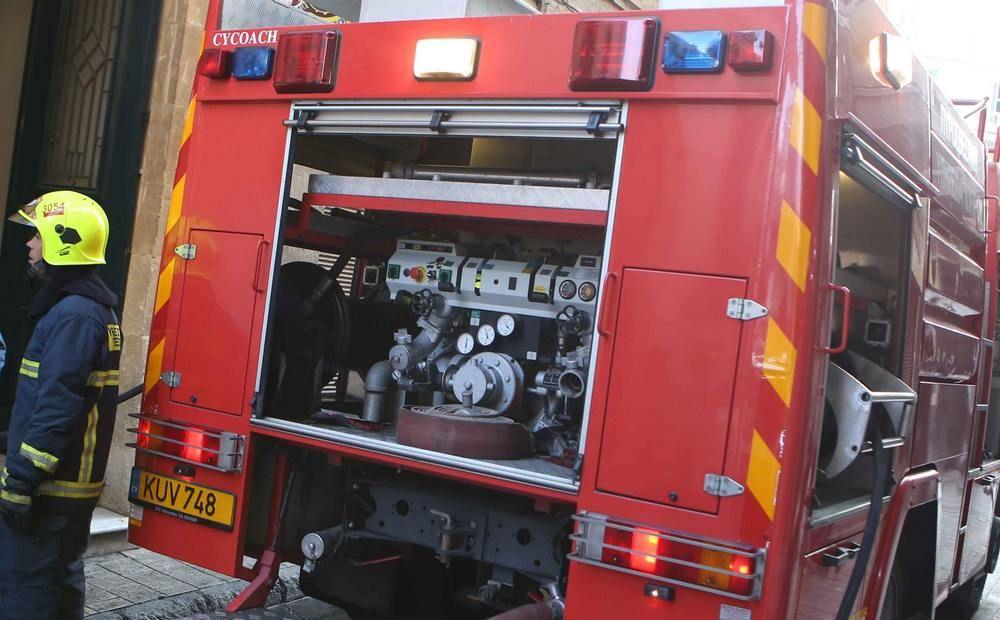 Пафос: девять пожаров за сутки - Вестник Кипра