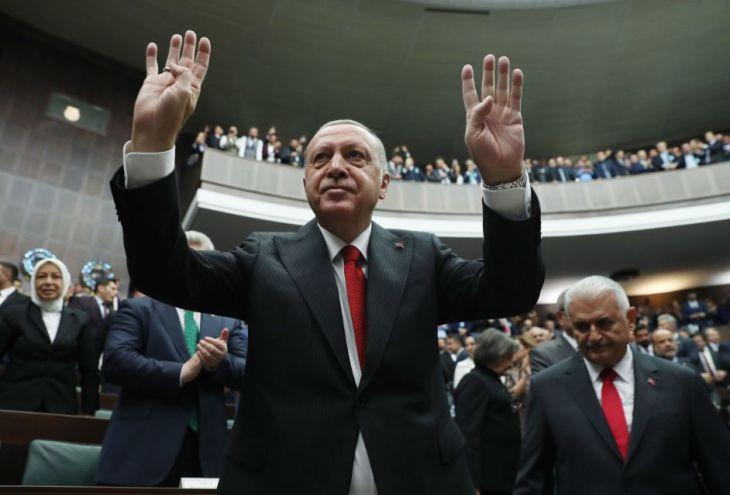 Эрдоган будет бурить у берегов Кипра, «несмотря на крики и вопли»