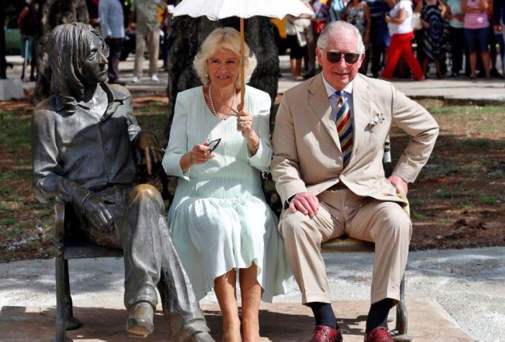 Отменивший визит на Кипр принц Чарльз заразился коронавирусом