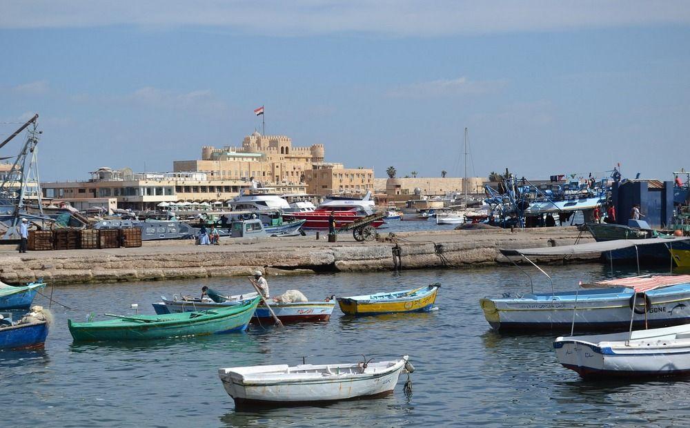 Из Пафоса в Александрию - Вестник Кипра