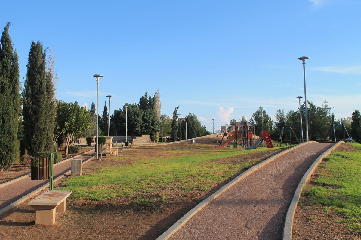 В Героскипу открыли парк скульптур