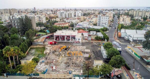 В Лимассоле снесли еще одно историческое здание (фото)