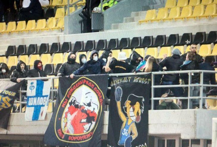 Российские футбольные фанаты устроили выездное побоище на Кипре
