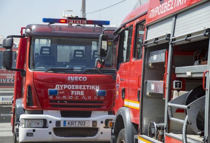 Ущерб от пожара в школе Айос Николаос оценен в 20-30 тысяч евро