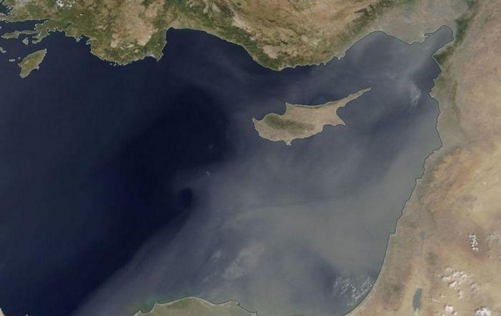 Пыль не уйдет до выходных - Вестник Кипра
