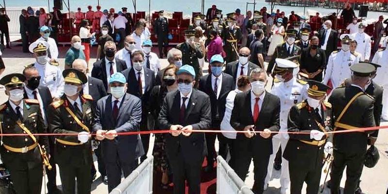 На Северном Кипре открыли музей на военном корабле