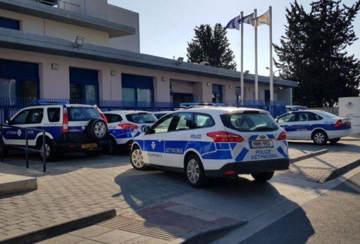 Двое задержанных разгромили полицейский участок в Пафосе