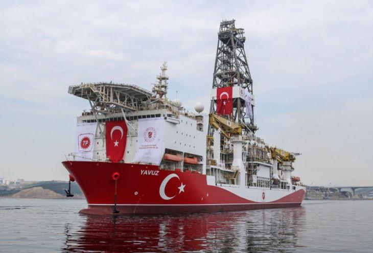 11 ноября ЕС введет санкции против всех, кто бурит по заказу Турции у берегов Кипра