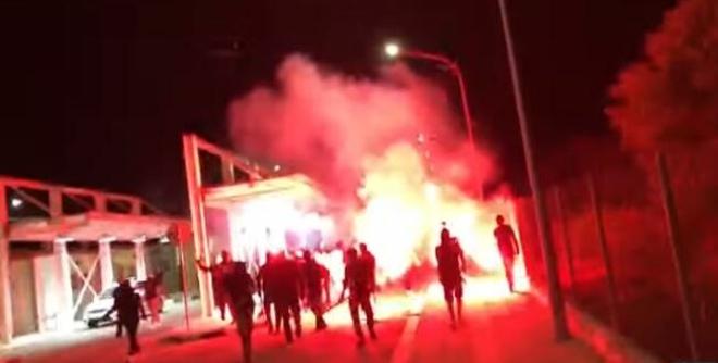 На Кипре арестованы шесть участников прорыва блокпоста в Деринии