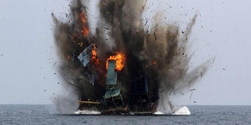 В Кирении взорвалась лодка с детьми!