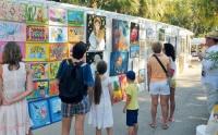 Х Кипрско- российский фестиваль: выставка российских  и кипрских художников