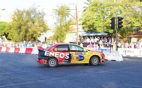 Кипрское ралли: какие дороги закроют в столице - Вестник Кипра