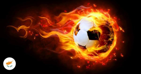В Никосии сожгли автомобиль вице-президента футбольной ассоциации Кипра