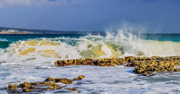 Какой большой ветер напал на наш остров…