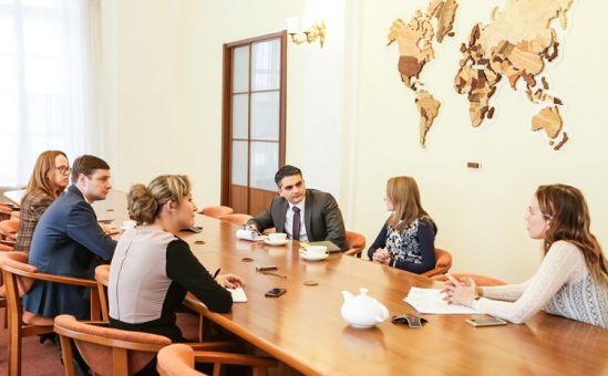 Университет Кипра и российский СПбГУ договорятся о сотрудничестве - Вестник Кипра