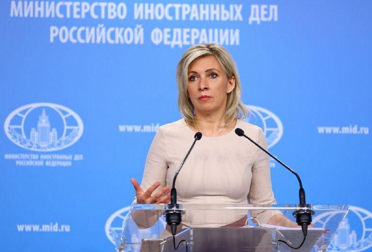 Мария Захарова назвала фейком слухи о признании Россией ТРСК в обмен на признание Турцией Крыма