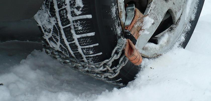 Внимание автомобилистов Кипра! В горы, только с цепями! | CypLIVE